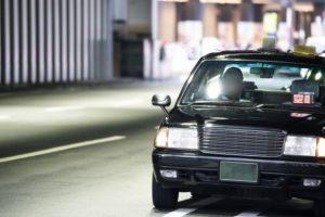 タクシードライバー【関東地方】